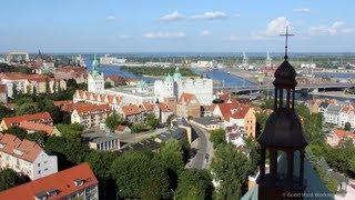 Szczecin Poland  city images : Szczecin (Stettin), Poland - In A Berlin Minute (Week 168) [HD]