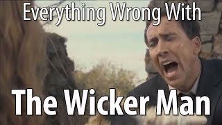 Video Everything Wrong With The Wicker Man In 16 Minutes Or Less MP3, 3GP, MP4, WEBM, AVI, FLV Juni 2018