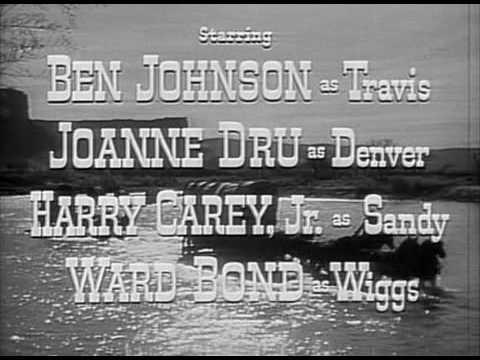 Wagon Master, 1950. Opening Credits