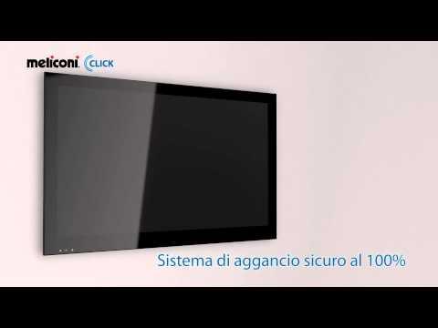 Click Meliconi - Il supporto per TV facile da montare