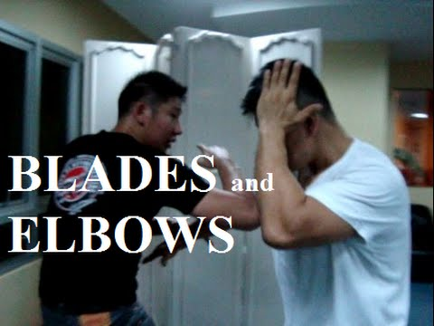 BLADES AND ELBOWS : Lethal Edges of Kali ( Empty Hand and Weapons Techniques )