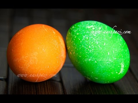 Dye Easter Eggs with Drink Mix