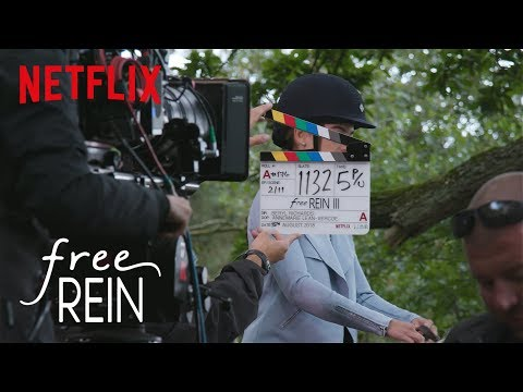 Free Rein: Season 3 | Behind The Scenes - Episode 2 | Netflix
