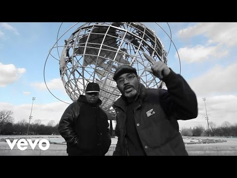 N.O.R.E. ft Large Professor – Built Pyramids