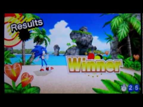Let's Play Sonic Generations 3DS Online Multiplayer - Part 1