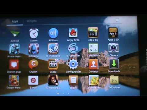 Descargar Samsung Galaxy Tab 7.0 – GT-P6210 – Backup e Instalação do seu APK – PT-BR para Celular  #Android