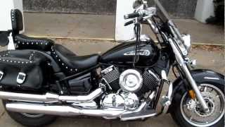 8. 2009 Yamaha V-Star 1100 Classic For Sale