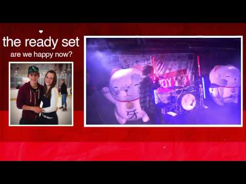 The Ready Set - Are We Happy Now? (Fan Instagram Valentine's Video)