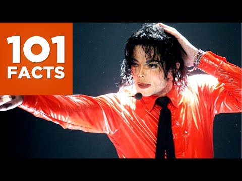 101 Facts About Michael Jackson