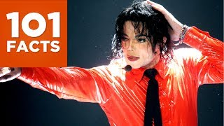 He's the king of pop, the prince of funk, the jester of... er... sound. Yep, it's Michael Jackson, and boy was he an interesting guy. Here are just 101 Facts about the fella. Subscribe to 101 Facts Here: http://bit.ly/1MtNBJDFollow 101 Facts on Twitter: https://twitter.com/101Facts1