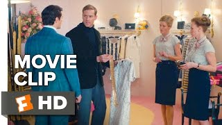 Nonton The Man From U N C L E  Movie Clip     It Doesn   T Have To Match  2015    Henry Cavill Action Movie Hd Film Subtitle Indonesia Streaming Movie Download