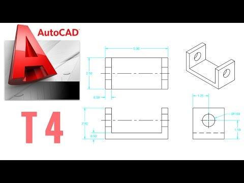 AutoCAD Tutorial 4