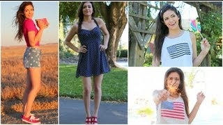 fourth of july Fourth Of July Outfit Ideas!!!