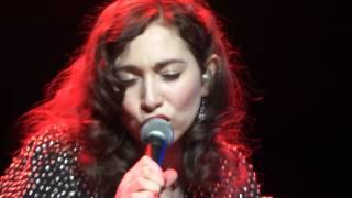 Regina Spektor - Hotel Song - Royal Albert Hall London - 02.07.12