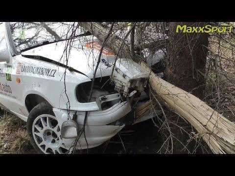 Valašská Rally 2014 - Crash & Action