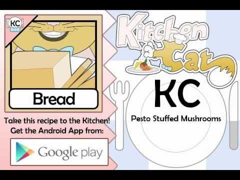 Video of KC Pesto Stuffed Mushrooms