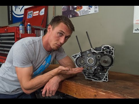 How a Motorcycle Transmission Works | MC GARAGE