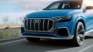 Audi explains LTE-V technology for connected cars