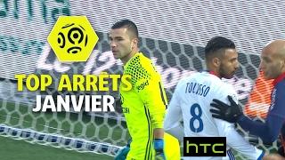Video Top arrêts Ligue 1 - Janvier 2016/2017 MP3, 3GP, MP4, WEBM, AVI, FLV Mei 2017
