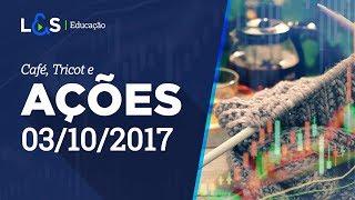 Café , Tricot e Ações  Stormer - 03/10/2017