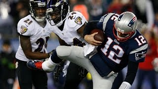 Ravens vs. Patriots Divisional Round highlights | NFL