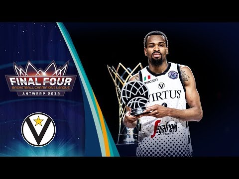 Virtus, le parole di Kevin Punter Mvp della Final Four