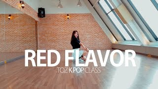 [Cover Dance] Red Velvet - Red Flavor, 레드벨벳 - 빨간 맛 @ TOZ Dance TV