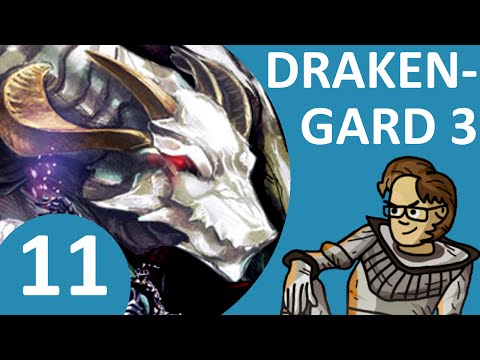 Let's Play Drakengard 3 Part 11 - Chapter 3, Verse 3: Back to the Woods (видео)