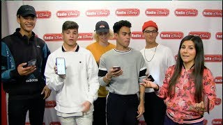 Video PRETTYMUCH Phone Scavenger Hunt | Radio Disney MP3, 3GP, MP4, WEBM, AVI, FLV September 2018