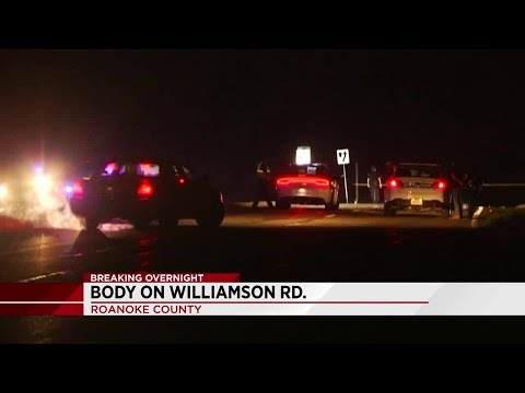Roanoke County Police investigate after body found in Hollins area