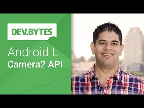 Preview - Ankur Kotwal presents the Camera2 API in Android L, which is designed as a very flexible and unified pipeline for all camera related tasks. This API gives you direct control of the camera subsystem...
