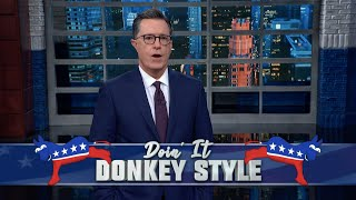Doin' It Donkey Style: Awkward Moments For Dem Candidates