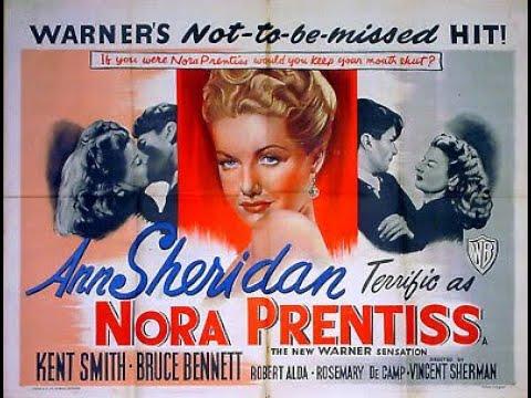 NORA PRENTISS (1947) Theatrical Trailer - Ann Sheridan, Kent Smith, Bruce Bennett