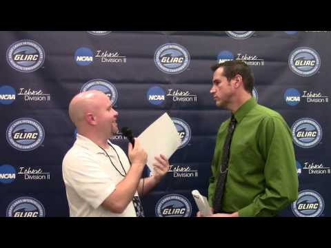 Northwood/Ashland - GLIAC Volleyball Semifinal Post-Match Thoughts