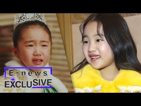 If You Were Princess Ari Would You Live as a Princess or as an Ordinary Girl? [E-news Exclusive]