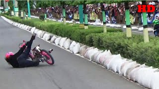 Video Detik detik Joki Cewek NADINE  DA JATUH Drag Bike Slawi MP3, 3GP, MP4, WEBM, AVI, FLV April 2017