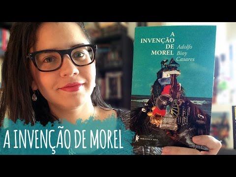 A INVENÇÃO DE MOREL, de Adolfo Bioy Casares | BOOK ADDICT