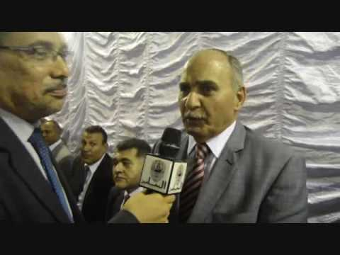 بالفيديو.. نقيب شمال القاهرة:حريصين بتقديم العون دائما لنقابة حلوان الوليدة