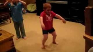 Funny Kids Dancing