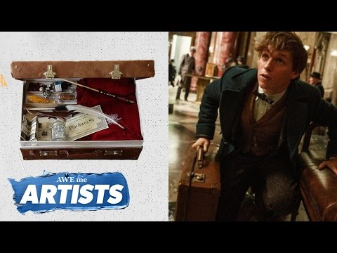 How to Build Newt Scamander s Muggle Proof Case