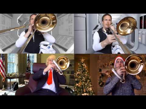All-American Christmas Song 2016 (Jingle Bells/Imperial March)