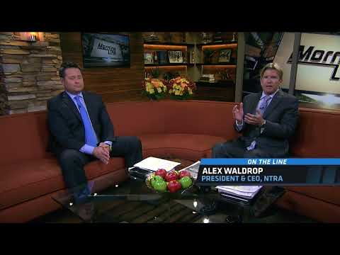 Alex Waldrop of NTRA on new IRS rules for pari-mutuel tax reporting & withholding (видео)