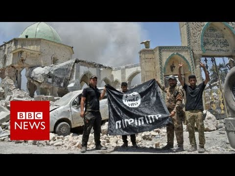 Why this is not the end of Islamic State - BBC News