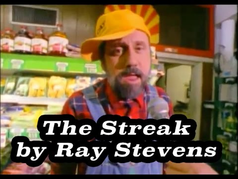 raystevensmusic - http://www.raystevens.com https://www.facebook.com/raystevensmusic1707 Off the DVD Ray Stevens - Comedy Video Classics, a comedic song about an infamous stre...