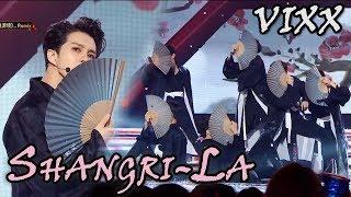 Video VIXX - Shangri-La(Remix ver), 빅스 - 도원경(리믹스ver) @2017 MBC Music Festival MP3, 3GP, MP4, WEBM, AVI, FLV Juli 2018