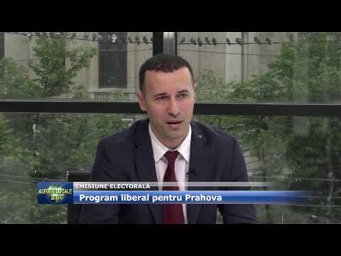 Emisiunea Electorală – 18 mai 2016 – Iulian Dumitrescu