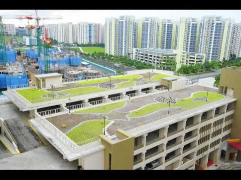 Elmich Green Roof System