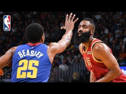 Video: Full Game Recap: Rockets vs Nuggets | Beasley Drops Career-High 35