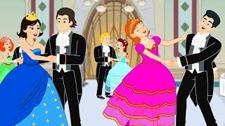 Video 12 Dancing Princesses kids story cartoon animation MP3, 3GP, MP4, WEBM, AVI, FLV Juni 2018