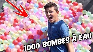 Video 1000 BOMBES À EAU DANS UN TRAMPOLINE ! -Melivan MP3, 3GP, MP4, WEBM, AVI, FLV September 2017